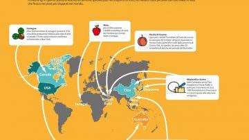 Agroalimentare in forte crescita grazie anche alla logistica