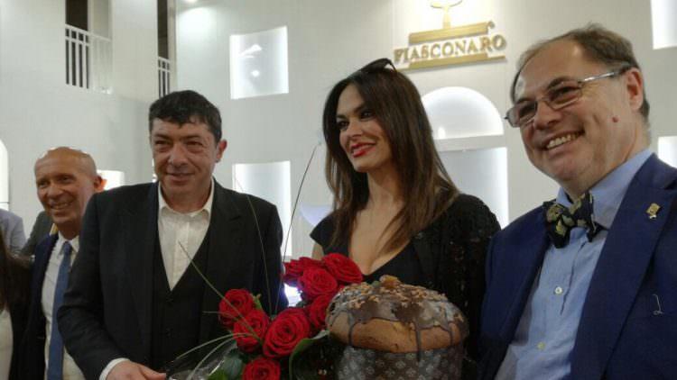 A Tuttofood 2017 c'è cucina e cucina, Fiasconaro ha portato la Cucinotta… Maria Grazia, eccellenza Siciliana