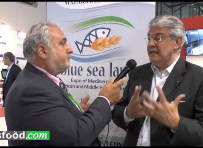 Blue Sea Land – Expo dei Cluster del Mediterraneo, Africa e Medioriente: Giovanni Tumbiolo (Video)