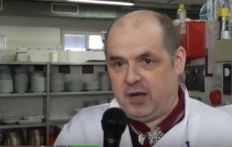 Alfred Paul Lageder: chef salutistico Grand Hotel Imperial di Levico (Video)