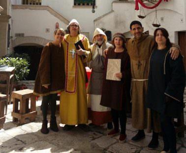 Gruppo teatrale processo 1299
