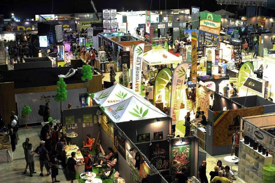 Indica Sativa Trade a Bologna: La fiera della Canapa, pianta stupefacente
