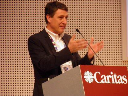 Luciano Gualzetti Caritas