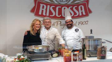 Pastificio Riscossa: la riscossa della Pasta con grano Made in Italy a Tuttofood