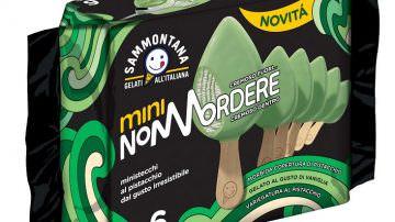 Mini Non Mordere di Sammontana: Maxi piacere per mini stecco
