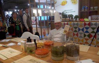 Andriani presenta i Fusilli 100% farina di Fagioli Verdi Mung Bio Felicia