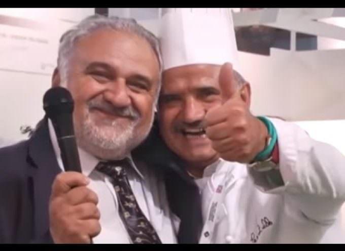 Che ci fa Peppe Zullo a Tuttofood? (Video)