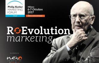 Philip Kotler Marketing Forum sabato 7 ott. – Acquista i biglietti