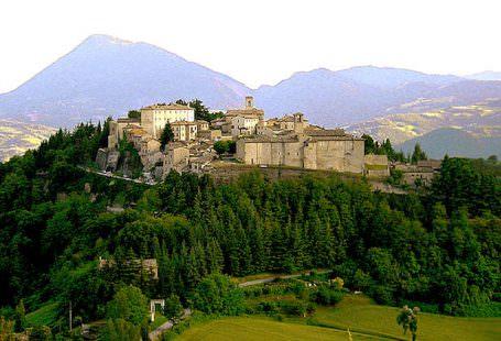 Pietralunga in Umbria