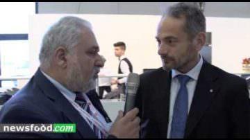 Pietro D'Angeli Direttore Generale Clai, salumi 100% italiani  (video)