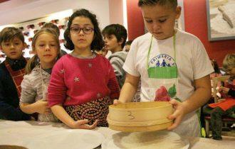 EDU Pizza: Impariamo a fare la pizza… divertendoci!