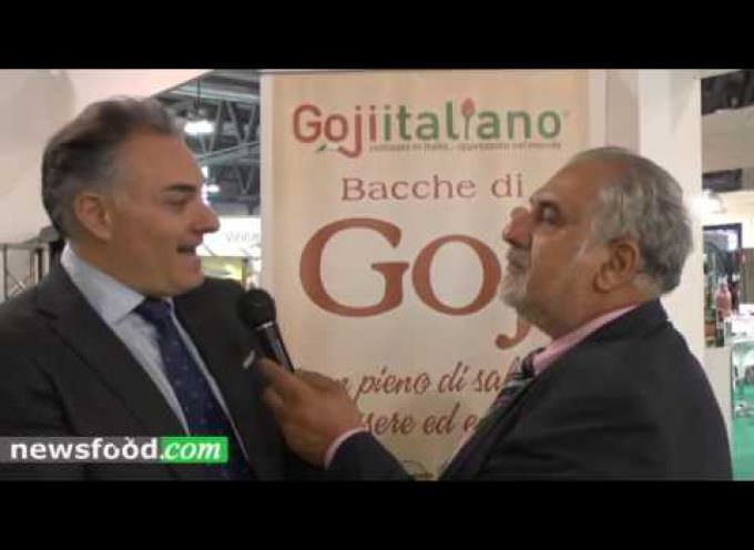 Goji Italiano certificato Bio, Rosario Previtera a TUTTO FOOD 2017 (Video)