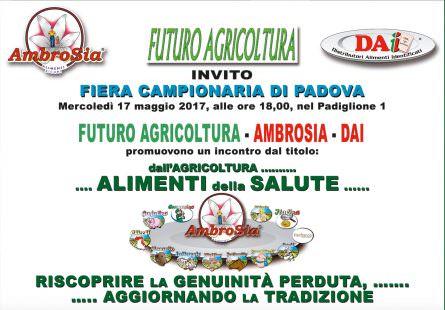 ambrosia:invito Padova