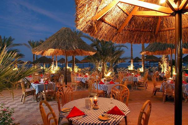 Daniele Centaroli, Executive Chef al Maritim Jolie Ville, Sharm el Sheik
