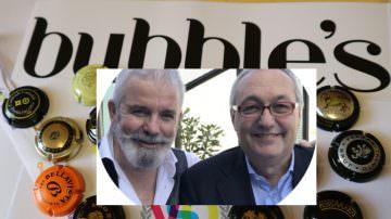 Bubble's Italia testimonia l'Arte Spumantistica Italiana su carta patinata