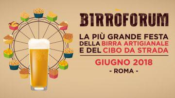 Birroforum 2017 con fritto misto e street food