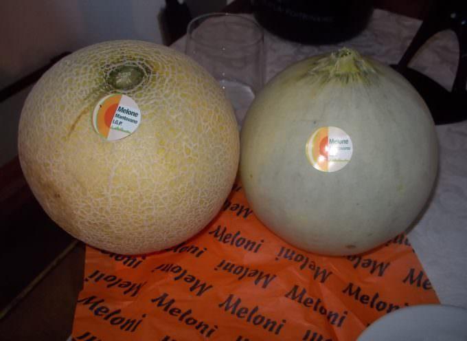Saldolce meraviglia di sapori: Grana Padano DOP e Melone Mantovano IGP