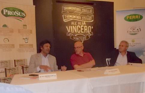 Gianfranco Caffi, Sergio Grasso, Maurizio Ferri