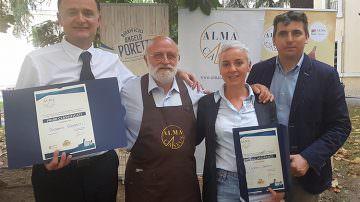 Concorso ALMA Caseus dedicato al patrimonio dei formaggi italiani: I vincitori