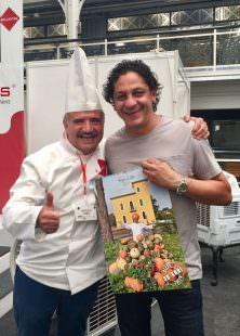 Peppe Zullo e Francesco Mazzei