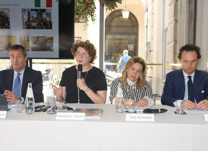 Colonia: sempre più made in Italy ad Anuga 2017