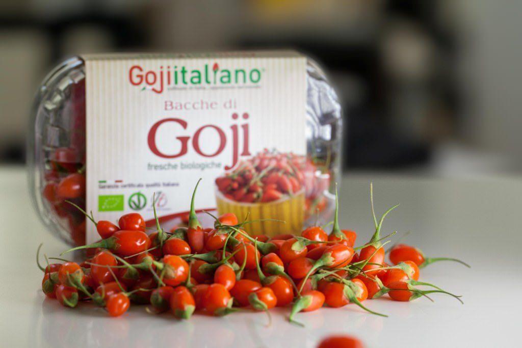 Pasticcieri Napoletani super food col Goji Italiano