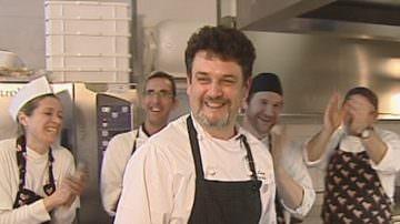 Luigi Sartini, Ristorante Righi: dal Giappone alla sfida Master Chef