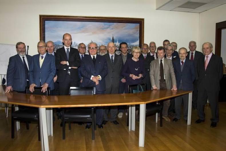 Assoedilizia: assemblea annuale ordinaria 2017 presieduta da Achille Colombo Clerici