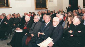 Mons. Mario Delpini nuovo Arcivescovo di Milano: i saluti di Achille Colombo Clerici