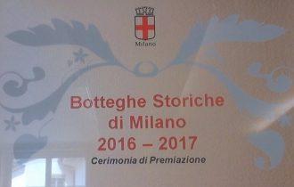 Botteghe storiche di Milano: Sono 400 con le nuove 30 del 2017