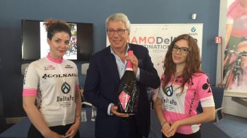 Polesine in bicicletta: Maglia Rosa DeltaPo Family Destination Outlet