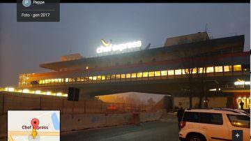 Chef Express, Gruppo Cremonini: apre area di servizio autostradale a Ponte di Novara Nord e Sud, A4 Milano-Torino