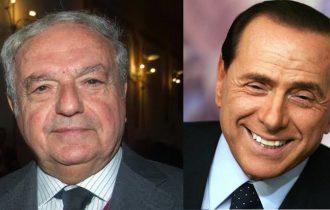 Colombo Clerici, presidente Assoedilizia, incontra Silvio Berlusconi
