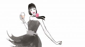 Tutta colpa di un Ruinart Rosè: donne, bollicine e ricette intriganti by Francesca Negri
