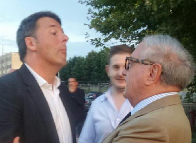 Colombo Clerici presidente Assoedilizia incontra Matteo Renzi