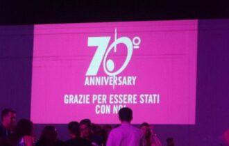 Vittorio Brumotti a Lamporecchio, Neri Sottoli: grande festa per i 70 anni di attività (Video)