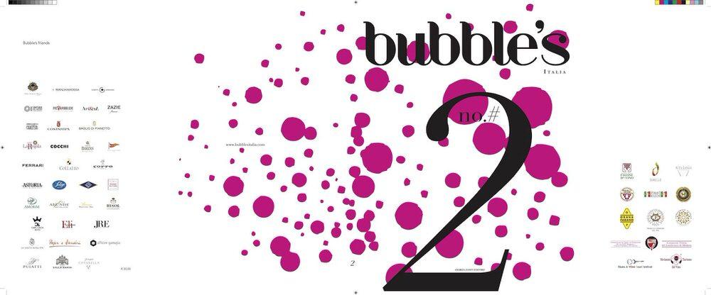 Anteprima Bubble's Italia Magazine N° DUE … il piacere di leggere e sfogliare