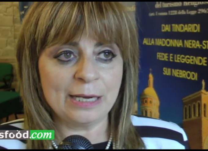 Rosalba Mollica: dai Tindaridi alla Madonna Nera – Video 2 di 4