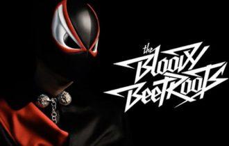 Drink con The Bloody Beetroots, l'Uomo Ragno, e la sorpresa  by Alessandra Lumachelli