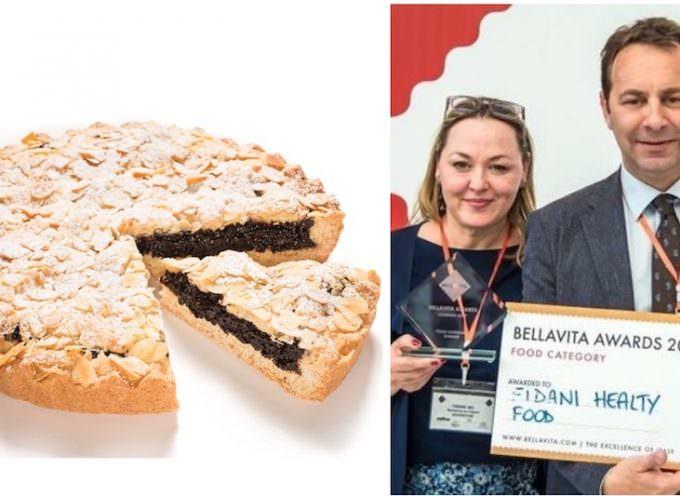 Crostata d'uva Fidani: l'Abruzzo vince al Bellavita Expo 2017 di Londra