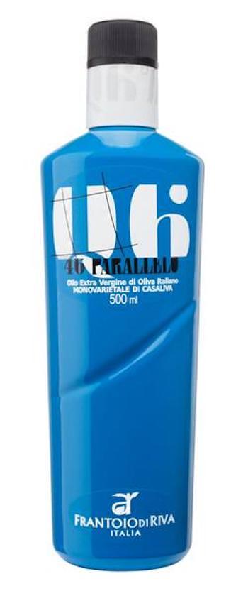 46°Parallelo – Riva del Garda – Olio extravergine d'oliva monovarietale