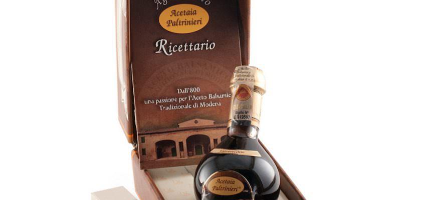 Affinato Acetaia Paltrinieri – Aceto Balsamico Tradizionale di Modena dop