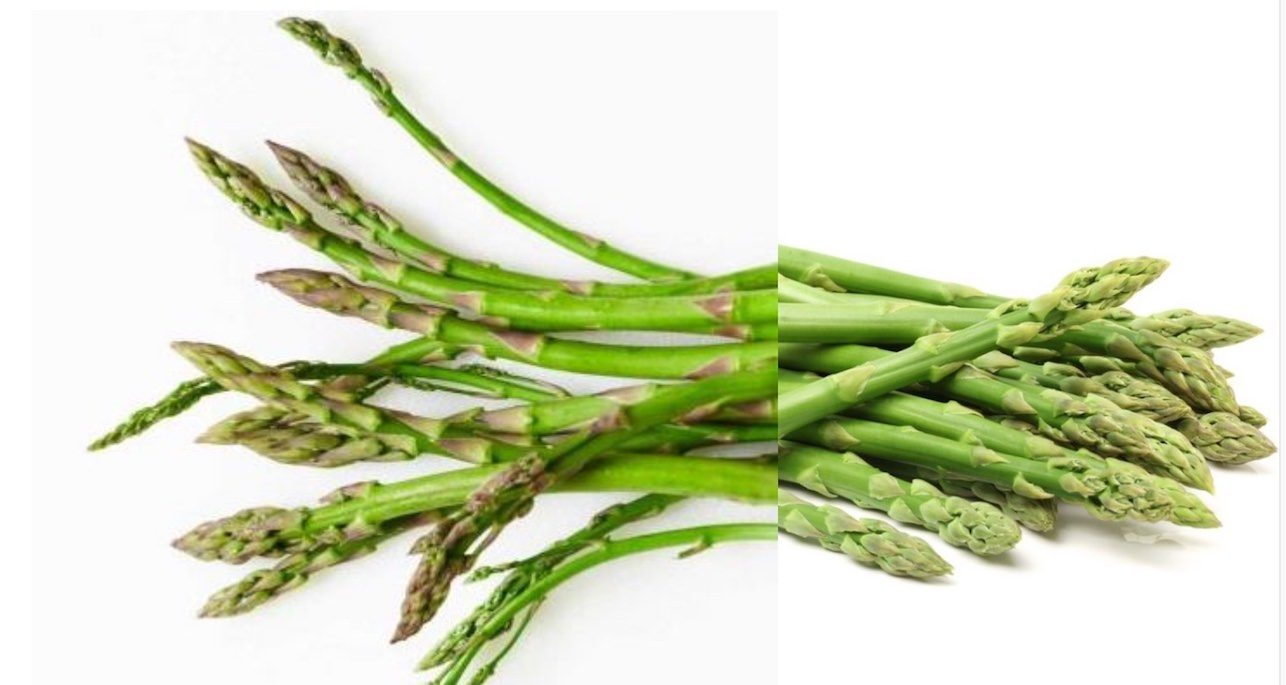 Ricette per Bollicine: Fegato in crosta su crema di asparagi