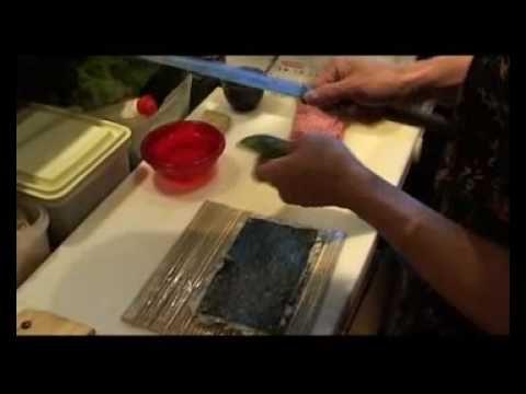 Come preparare la Sushi Boat (Video)