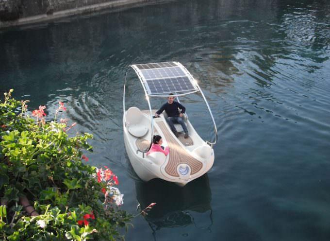GardaSolar: barche GoGo a energia solare 100%
