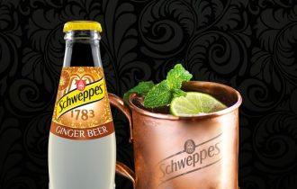Schweppes contro l'afa: Ginger Beer e Tonica Hibiscus