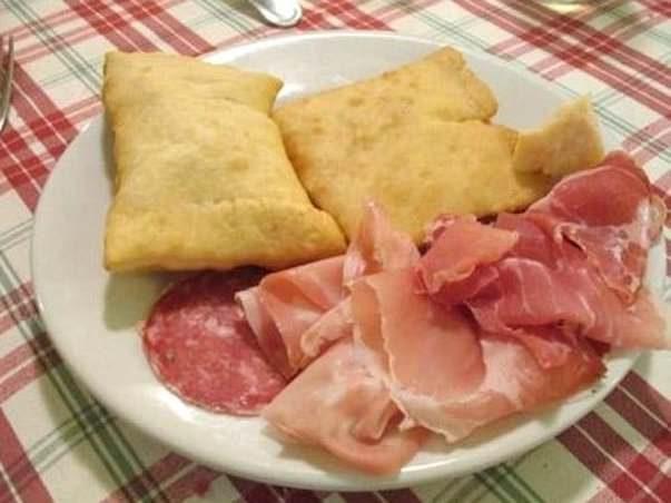 Ricette per bollicine: Gnocco fritto