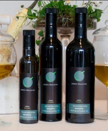 Casaliva Bio – Valerio Giacomini – Olio extravergine d'oliva monocultivar