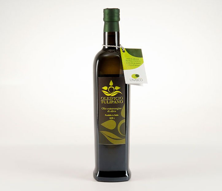 Tulipano Olio  extra vergine d'oliva Dop Molise