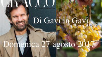 Domenica con Carlo Cracco a Gavi: quinta Edizione DI GAVI IN GAVI